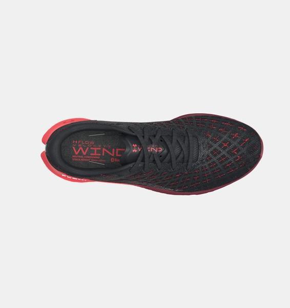 Siyah Erkek UA Flow Velociti Wind Colorshift Koşu Ayakkabısı