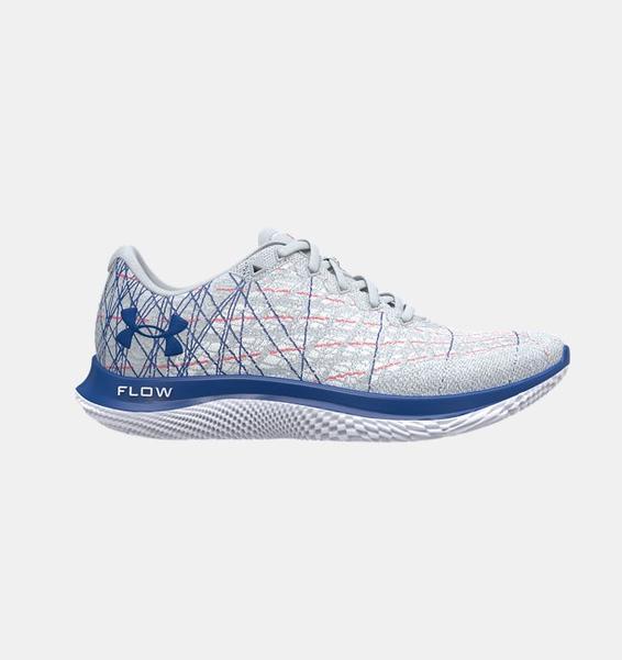 Gri Erkek UA Flow Velociti Wind PRZM Koşu Ayakkabısı