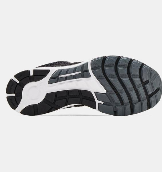 Siyah Erkek UA Charged Escape 3 Big Logo Koşu Ayakkabısı