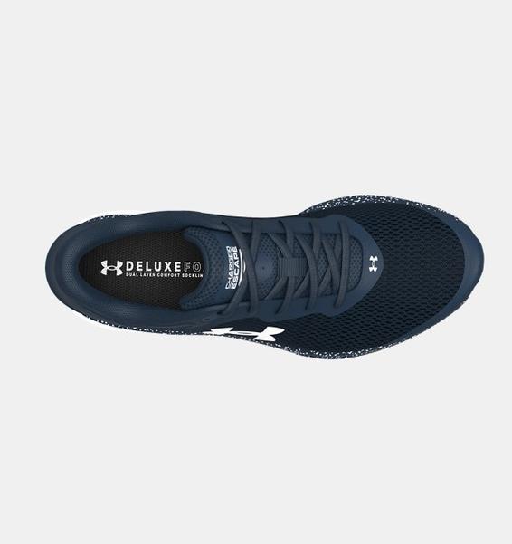 Lacivert Erkek UA Charged Escape 3 Big Logo Koşu Ayakkabısı