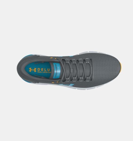 Gri Erkek UA Charged Rogue 2.5 Rip Koşu Ayakkabısı