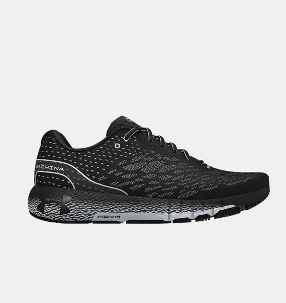 Siyah Kadın UA HOVR™ Machina Koşu Ayakkabısı