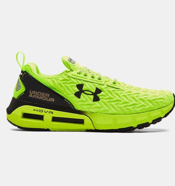 Erkek UA HOVR™ Mega 2 Clone Koşu Ayakkabısı Sarı