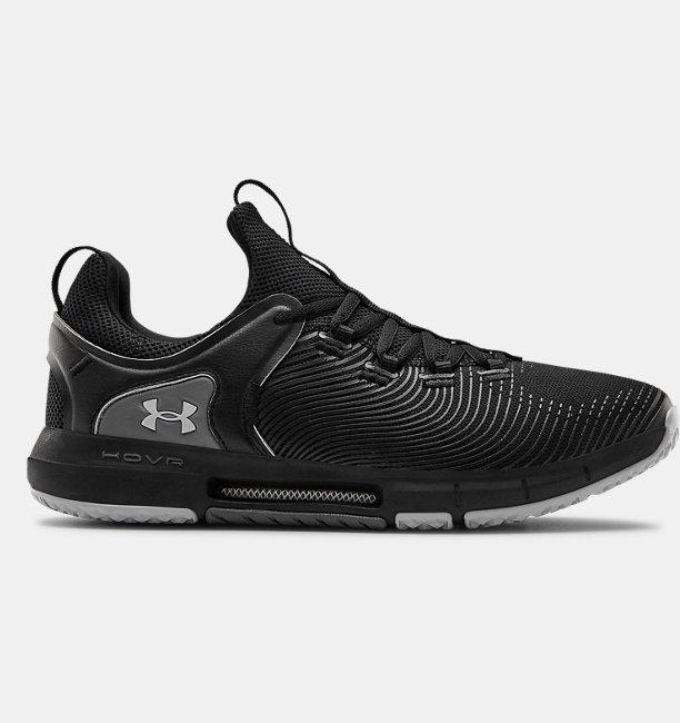 Erkek UA HOVR™ Rise 2 Antrenman Ayakkabısı Siyah