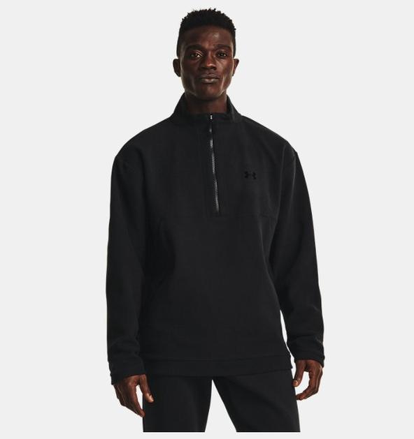 Erkek UA RECOVER™ Fleece ¼ Fermuarlı