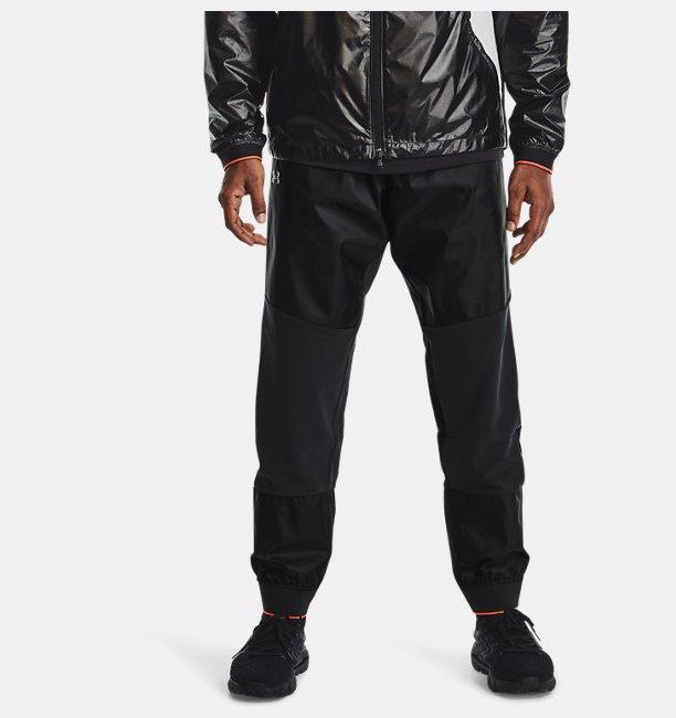 Erkek UA RECOVER™ Legacy Eşofman Altı Siyah