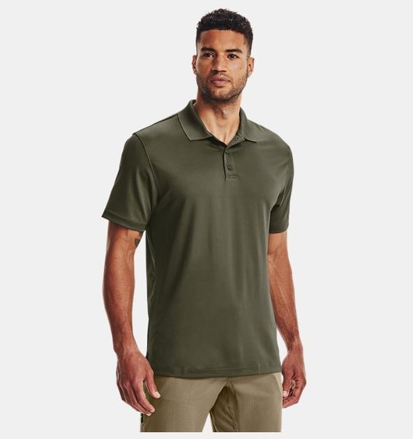 Erkek UA Tactical Performance Polo Tişört