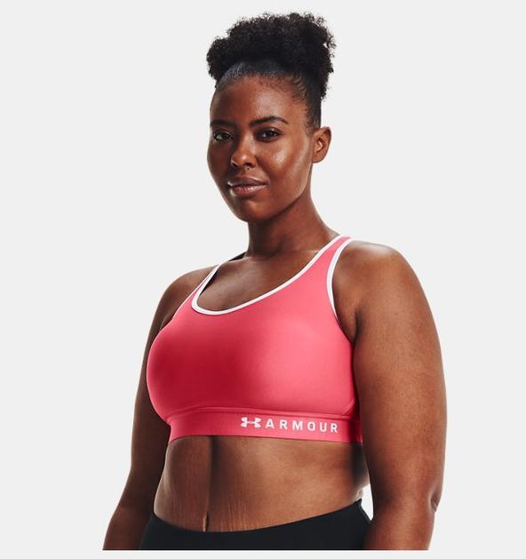 Kadın Armour® Mid Spor Sütyeni