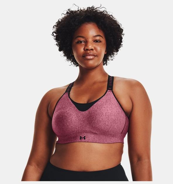 Kadın UA Infinity High Heather Spor Sütyeni
