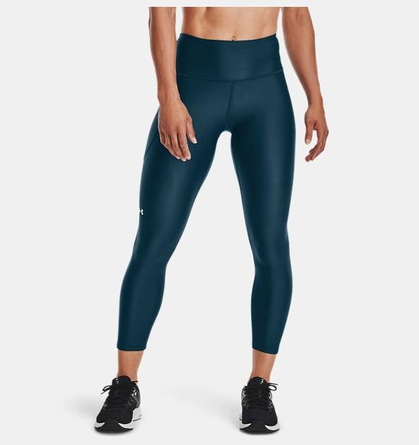 Kadın HeatGear® Armour Hi-Rise Ankle Tayt