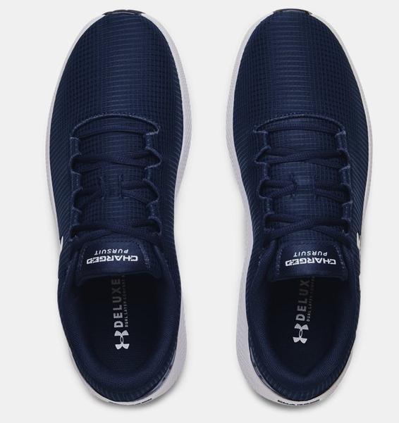 Lacivert Erkek UA Charged Pursuit 2 Rip Koşu Ayakkabısı